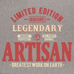 Artisan Tee shirts - Casquette snapback