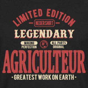 Agriculteur Tee shirts - T-shirt manches longues Premium Homme