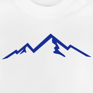 Mountains, Mountain (super cheap) Shirts - Baby T-Shirt