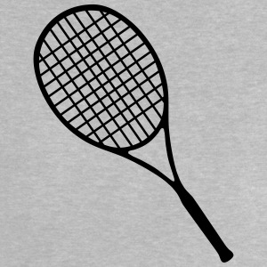 Tennis, Tennis racket (super cheap) Shirts - Baby T-shirt