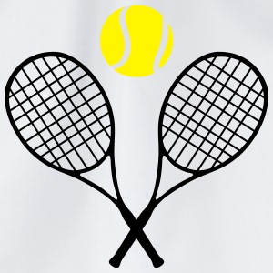Tennis, tennis racket and tennis ball (cheap!) Sportkleding - Gymtas
