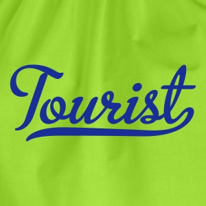 Tourist T-Shirt - Turnbeutel