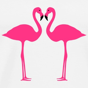 Flamingo, flamingos (super cheap!) Vêtements de sport - T-shirt Premium Homme