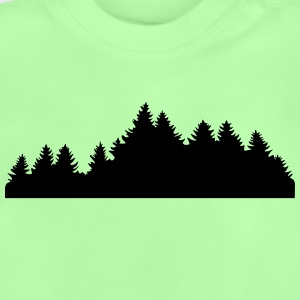 Wood, Forest, Trees (super günstig!) Shirts - Baby T-Shirt