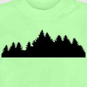 Wood, Forest, Trees (super günstig!) T-shirts - Baby-T-shirt