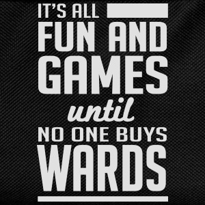 It's all fun until no one buys wards T-shirts - Rugzak voor kinderen