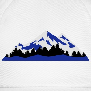 Mountain, Winter Landscape (super cheap) Sweat-shirts - Casquette classique