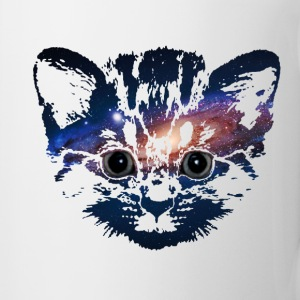 chat galaxie - Tasse