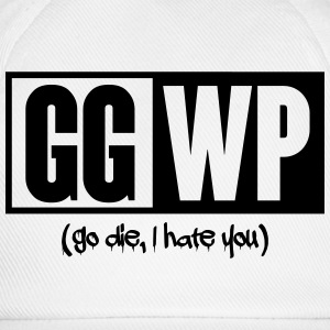 ggwp - go die, I hate you Tee shirts - Casquette classique