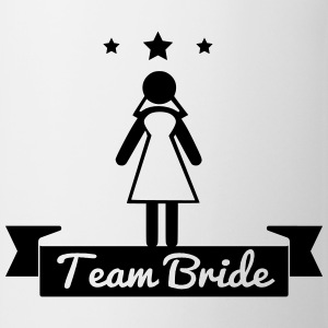 Team bride ,Hen, Night, Team, Bride, bachelorette - Mug