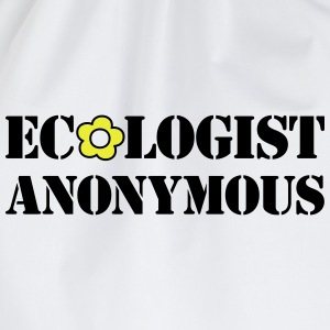 Ecologist anonymous - Drawstring Bag