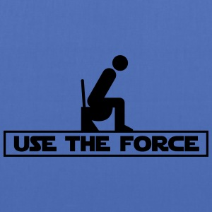 Use the Force ( WC) - Tote Bag