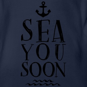 SEA YA SOON T-Shirts - Baby Bio-Kurzarm-Body