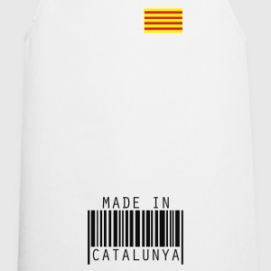 Blanco Made in Catalunya Accesorios - Delantal de cocina