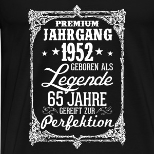 65-1952-legend - perfection - 2017 - DE Tops - Men's Premium T-Shirt