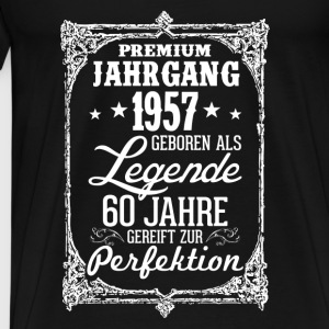 60-1957-legend - perfection - 2017 - DE Tops - Men's Premium T-Shirt