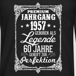 60-1957-legende - perfection - 2017 - DE T-shirts - Mannen Premium shirt met lange mouwen