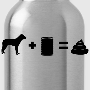 Dog poop bill T-Shirts - Water Bottle