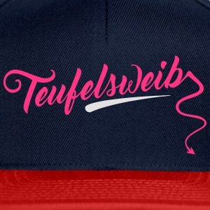 Teufelsweib Pullover & Hoodies - Snapback Cap