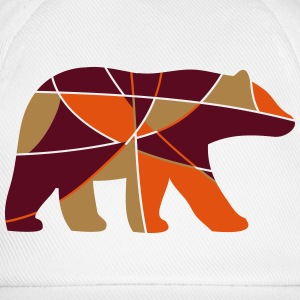 color bear Magliette - Cappello con visiera