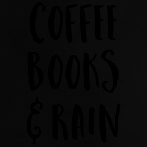 Coffee, Books & Rain Quote Bags & Backpacks - Baby T-Shirt