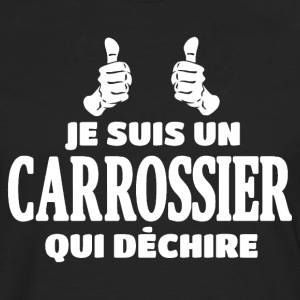 Carrossier Tee shirts - T-shirt manches longues Premium Homme