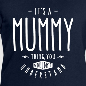Mummy Thing - Men's Sweatshirt by Stanley & Stella