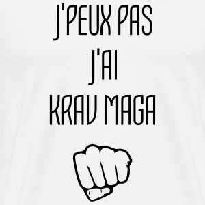Krav Maga / Krav-Maga / Fight / Martial Art Tabliers - T-shirt Premium Homme