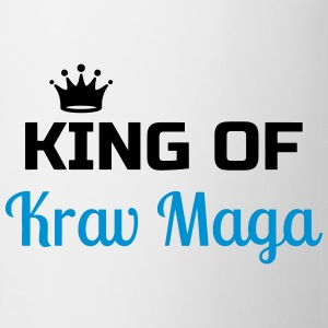 Krav Maga / Krav-Maga / Fight / Martial Art Camisetas - Taza
