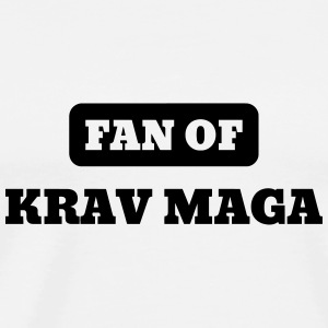 Krav Maga / Krav-Maga / Fight / Martial Art Babybody - Premium-T-shirt herr