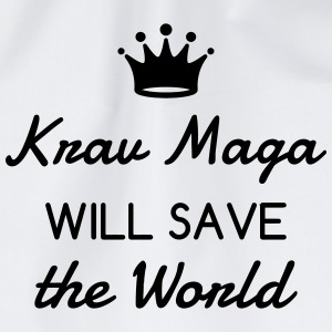 Krav Maga / Krav-Maga / Fight / Martial Art T-shirts - Gymnastikpåse