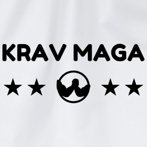 Krav Maga / Krav-Maga / Fight / Martial Art Babybody - Gymnastikpåse