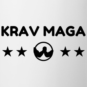 Krav Maga / Krav-Maga / Fight / Martial Art Bodies bebé - Taza