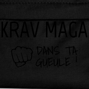 Krav Maga / Krav-Maga / Fight / Martial Art T-skjorter - Ryggsekk for barn