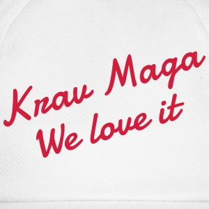 Krav Maga / Krav-Maga / Fight / Martial Art Tazze & Accessori - Cappello con visiera