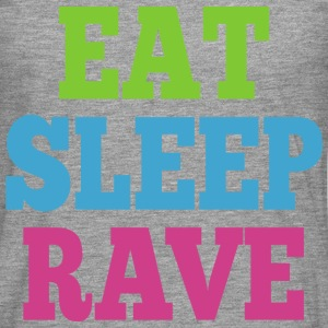 Eat Sleep Rave T-Shirts - Männer Premium Langarmshirt