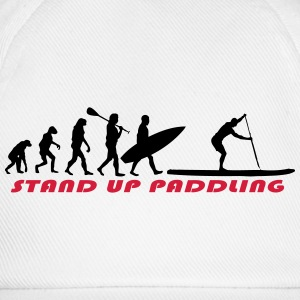 SUP Evolution - Stand Up Paddling Pullover & Hoodies - Baseballkappe
