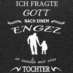 Vater und Tochter T-Shirts - Snapback Cap