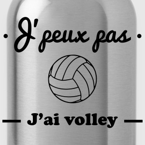 J'peux pas j'ai volley , volleyball Tee shirts - Gourde
