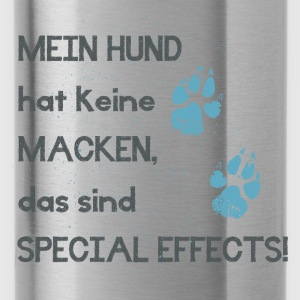 special effects blau Tops - Trinkflasche