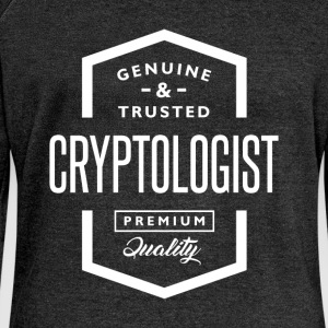 Cryptologist - Women's Boat Neck Long Sleeve Top