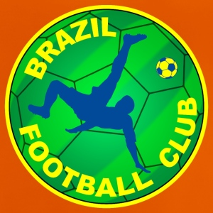 Brazil Football Club Tee shirts - T-shirt Bébé