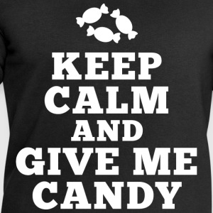 keep calm give me candy T-Shirts - Männer Sweatshirt von Stanley & Stella