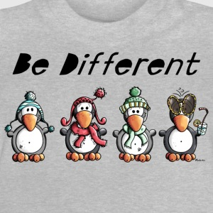 Be Different Langarmshirts - Baby T-Shirt