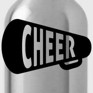 cheer T-Shirts - Water Bottle