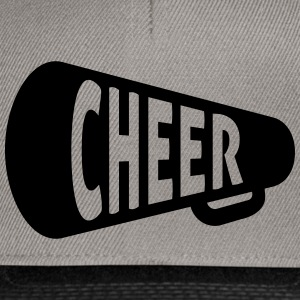 cheer T-Shirts - Snapback Cap