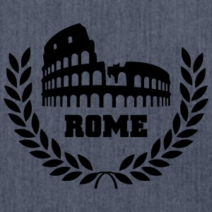 rome T-Shirts - Schultertasche aus Recycling-Material