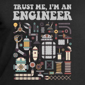 Trust me, I'm an engineer T-Shirts - Men's Sweatshirt by Stanley & Stella
