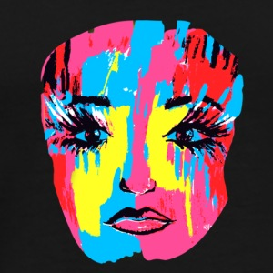 Pop Art Regard  - T-shirt Premium Homme