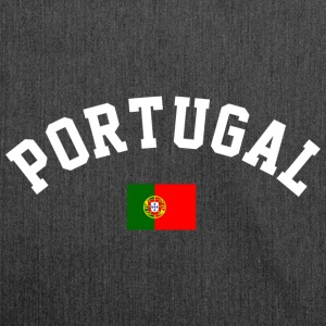 portugal T-Shirts - Schultertasche aus Recycling-Material
